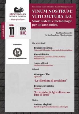 Vinum Nostrum: Viticoltura 4.0