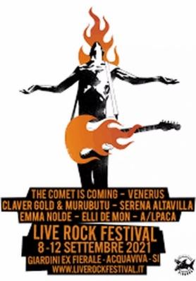 LIVE ROCK FESTIVAL 2021
