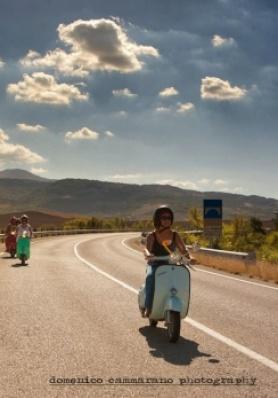 VINTAGE TOUR alla scoperta delle splendide colline della Val d'Orcia - FESTA DELL'OLIO E DEI S...