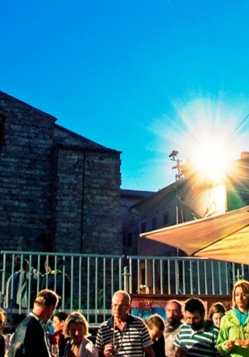 Chalices of Stars 2015 in Montepulciano