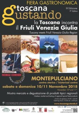 Toscana Gustando 2018 - IX edizione: FRIULI VENEZI ...