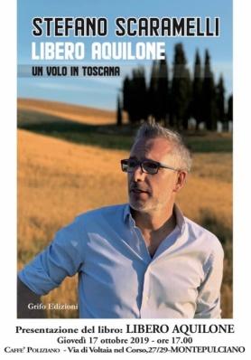 """Presentazione del libro """"Libero Aquilone"""" a Montepulciano"""