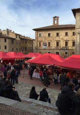 Cioccolando a Montepulciano - Grande successo