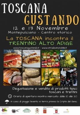 Toscana Gustando - 12 – 13 novembre 2016