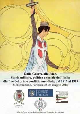 Convegno: Dalla guerra alla pace