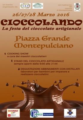 Cioccolando a Montepulciano